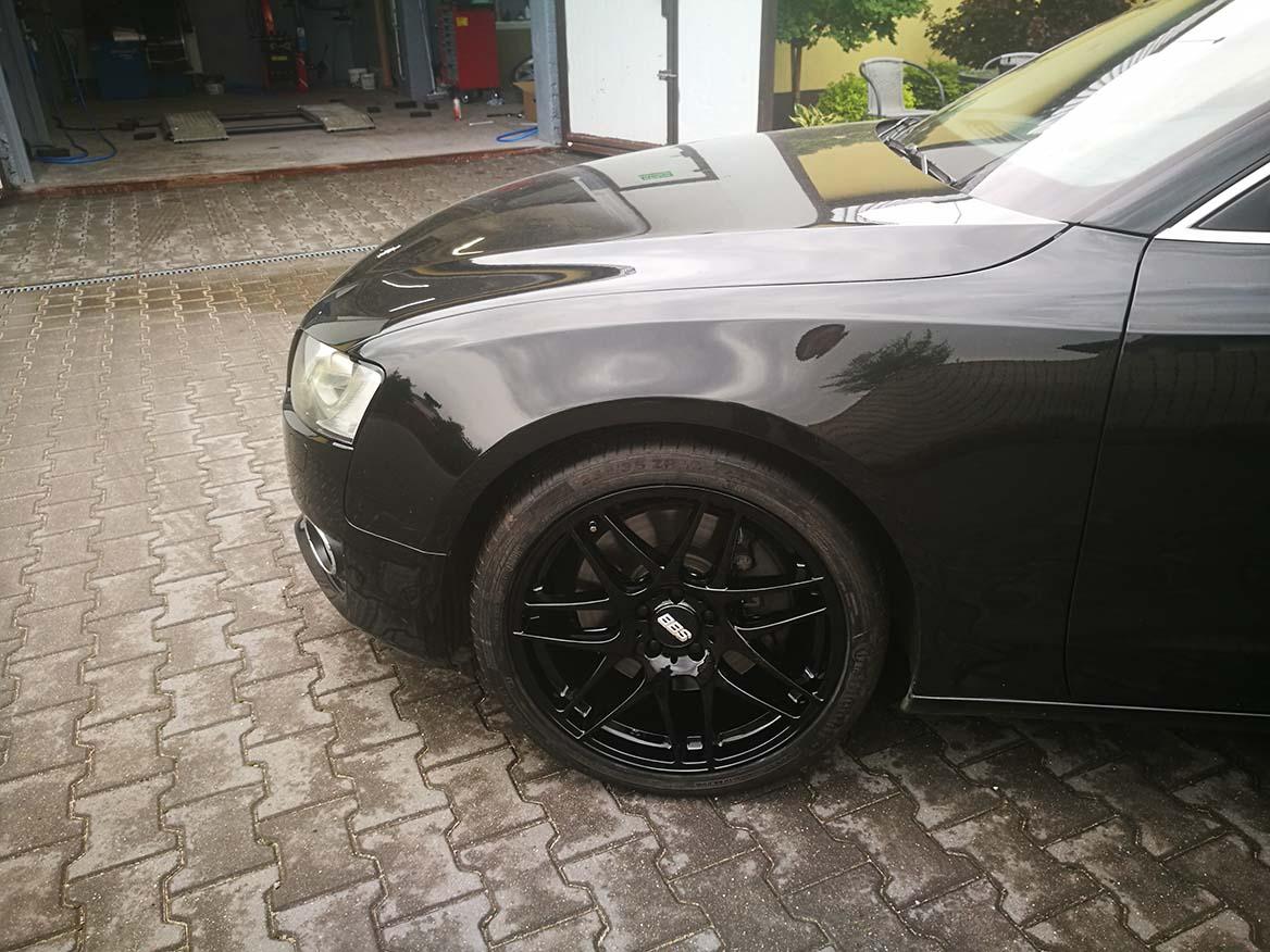 Wymiana opon w Audi A5
