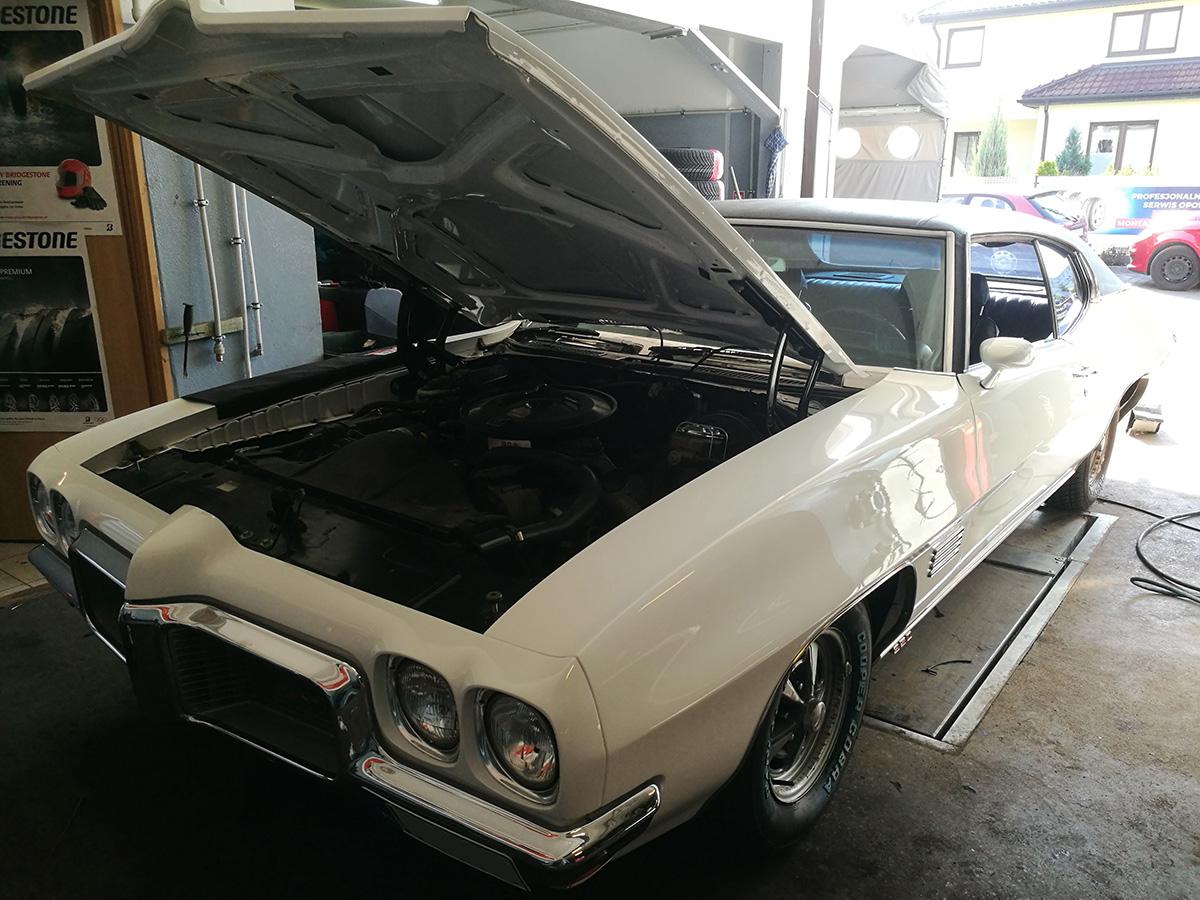 Wymiana opon w Chevrolet